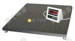 信号输出电子地磅秤质量