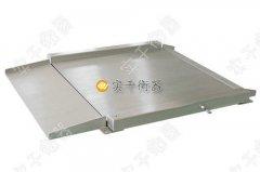 10吨防水电子地磅秤不锈钢可拆洗